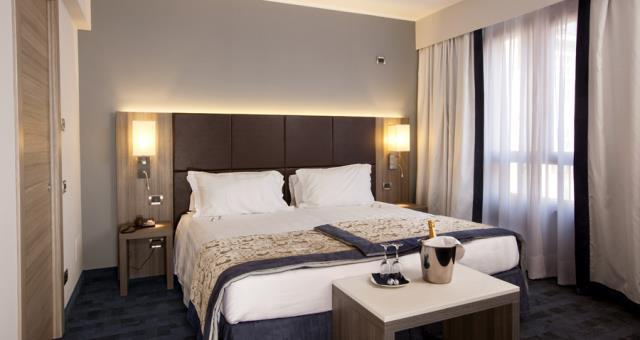 Moderna ed elegante,il fiore allocchiello del BorgoLecco Hotel
